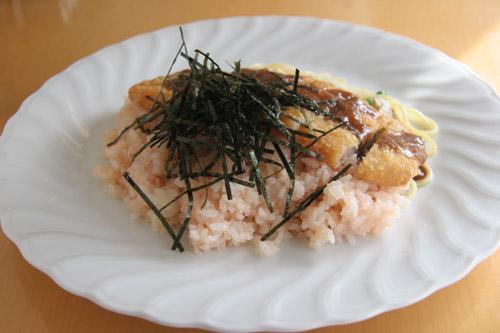 レストラン オルタンシアのトルコライス(1,050円)