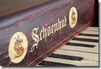 トイピアノ ブロカント アンティーク