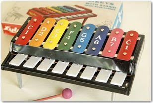 アンティーク おもちゃ 楽器