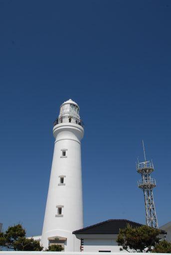犬吠崎の灯台