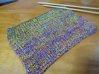彩華試し編み