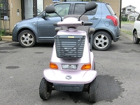 スズキ ET4D(セニアカー)