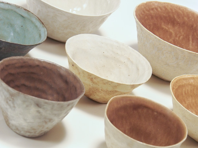 河合和美さんの陶器