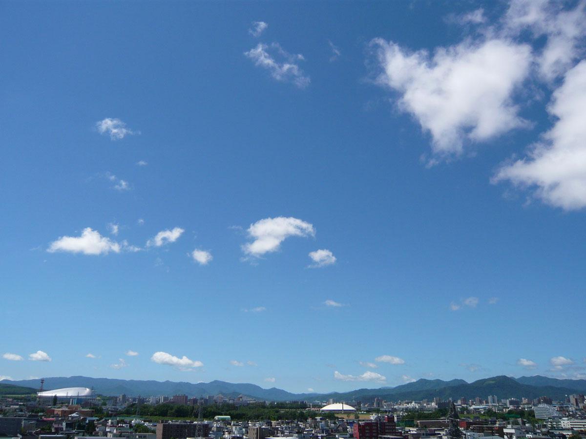 長崎の日のそら