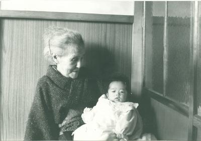 なかおばあちゃんと私