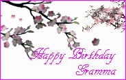 「Happy Birthday Gramma」 Appendix