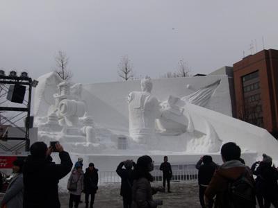 雪のファイナルファンタジー