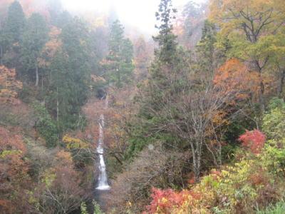 新庄村の滝