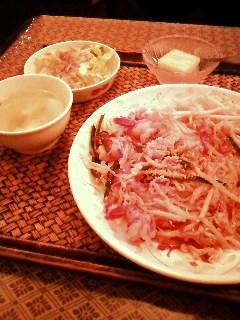 仙台 タイ料理 キンナリー