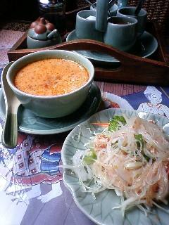 仙台 バンタイランナーのタイ料理