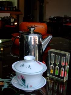 中国茶cafe 江畔麗水