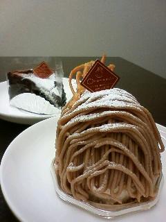 フランス菓子 オランジュリー 仙台 広瀬町
