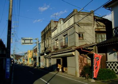 登米の街並み