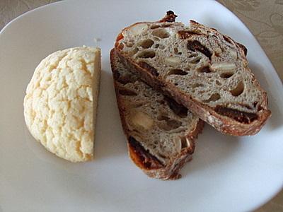奥沢 CUPIDOのパン