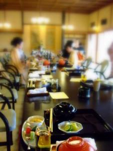 仙台の料亭 東洋館