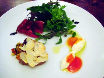 francesca前菜