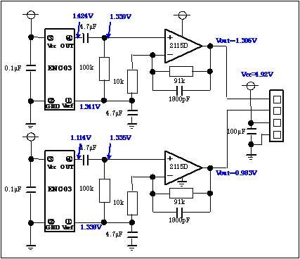 センサー回路