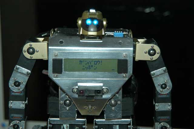 改造RZ-1の胸側