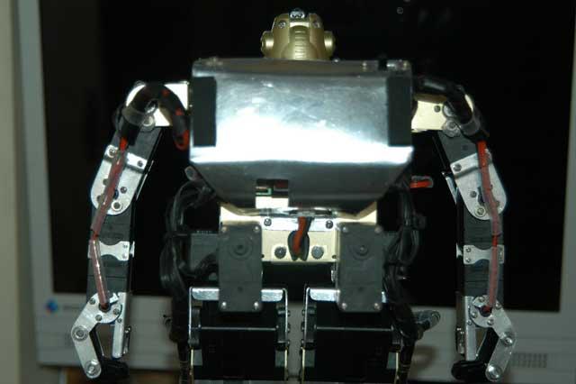 改造RZ-1の背側