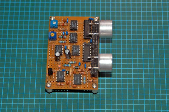 超音波回路基板1