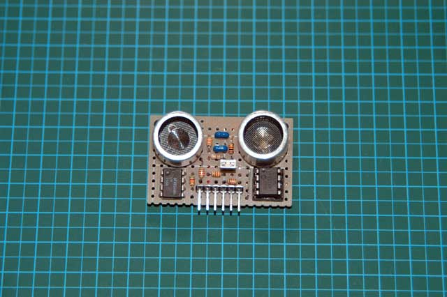超音波回路基板2