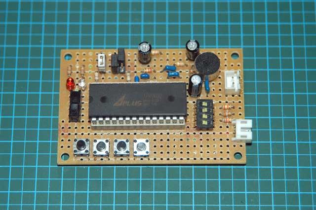 APR9600回路基板