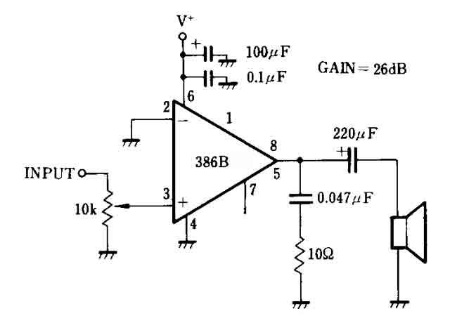 386応用回路