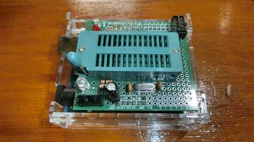 Arduino専用書込装置
