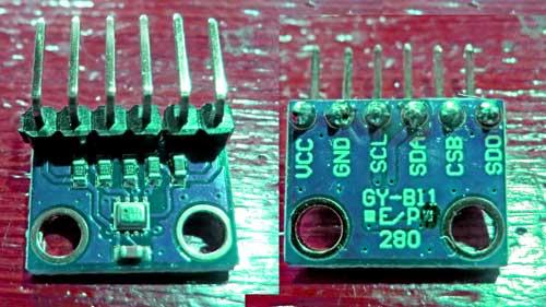BMP280センサー