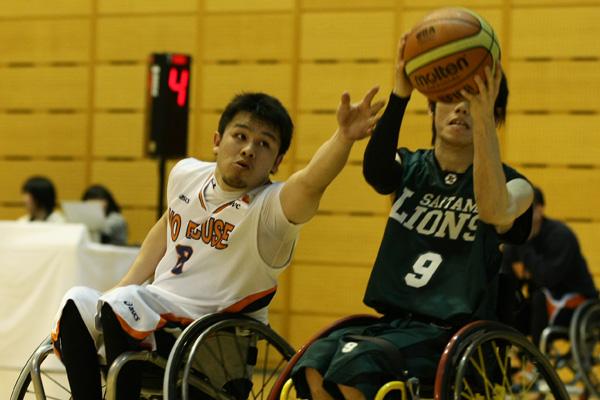 伊藤真吾 SHINGO ITO WHEELCHAIR BASKETBALL 車椅子バスケットボール