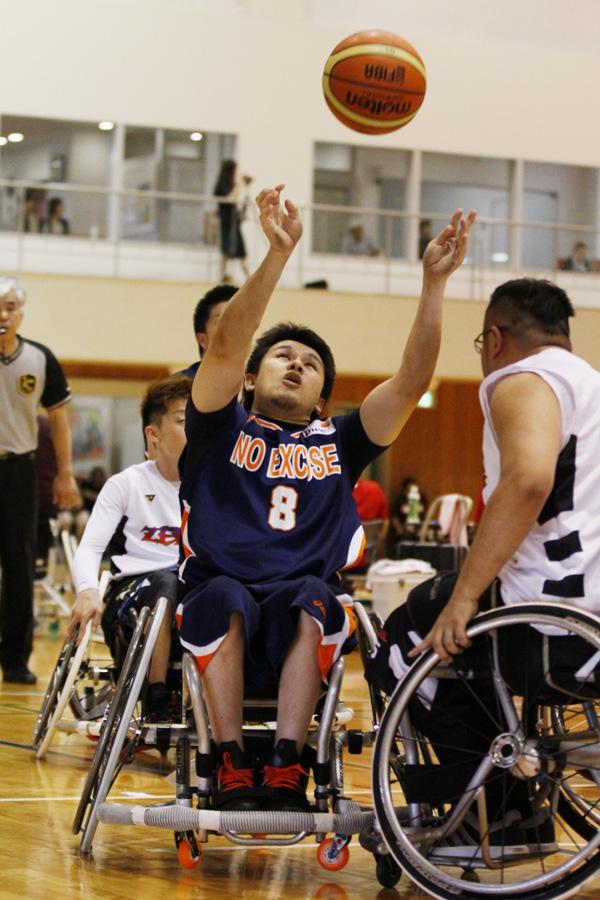 車椅子バスケットボール WHEELCHAIRBASKETBALL