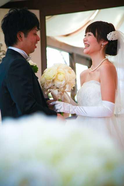 結婚式写真撮影