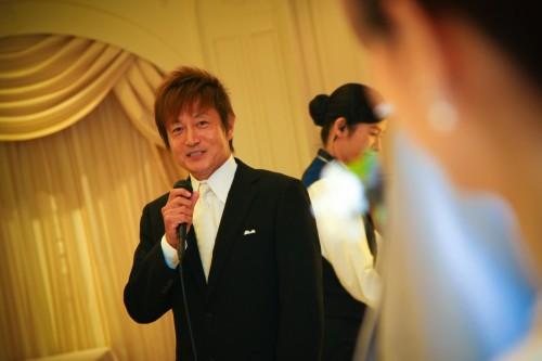 ゲストのスピーチ