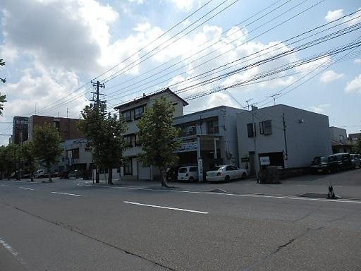 富山市花園町 西田地方小学校区内の街並紹介