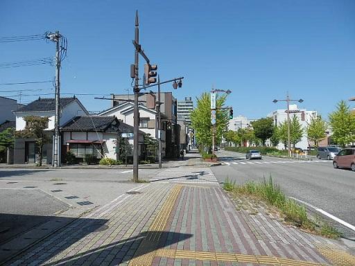 富山市千石町 西田地方小学校区内の街並紹介
