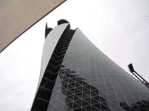 名古屋駅前スパイラルタワーズ
