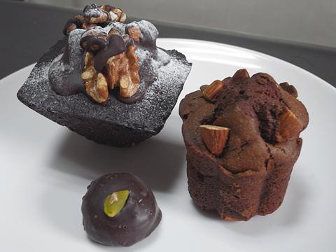 フェーヴ・ド・カカオの焼菓子