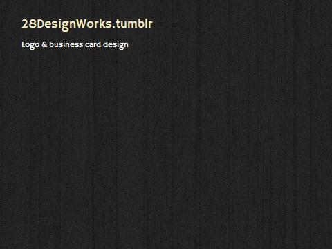Tumblrはじめました