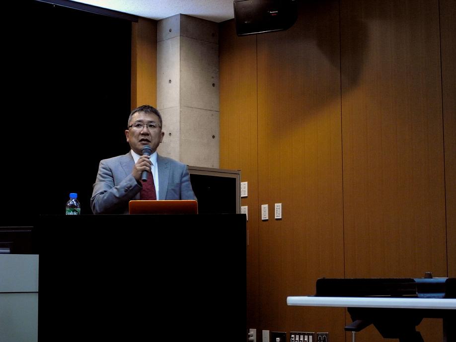 炭素繊維応用技術研究会に参加しました