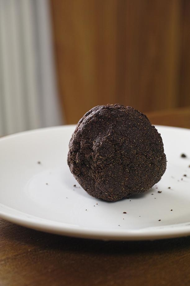 Coffee flour(コーヒーフラワー・コーヒーの粉)を使ったクッキー生地