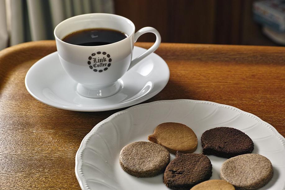 Coffee flour(コーヒーフラワー・コーヒーの粉)で作ったクッキー