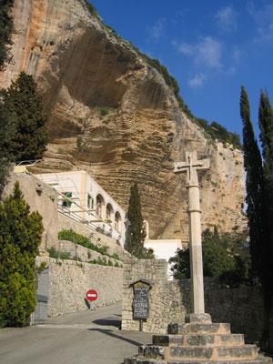 聖母グラシアのサントゥアリ(巡礼地?)