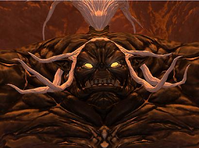 憤怒の岩神タイタン