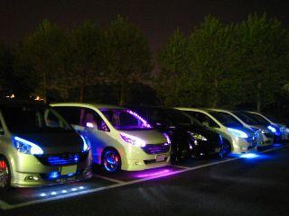 ステップワゴン LED