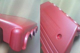 ステップワゴン エンジンカバー 塗装