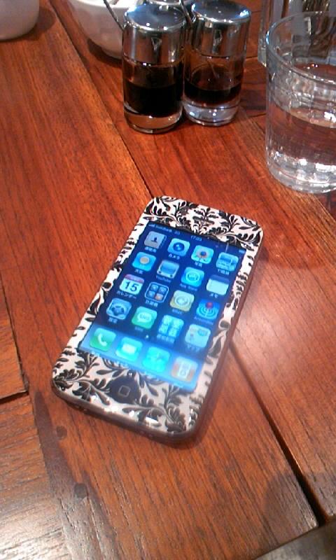 iPhone ギズモビーズ