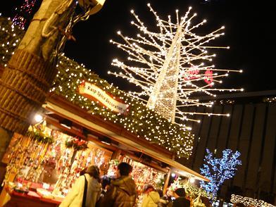 ミュンヘンクリスマス市?