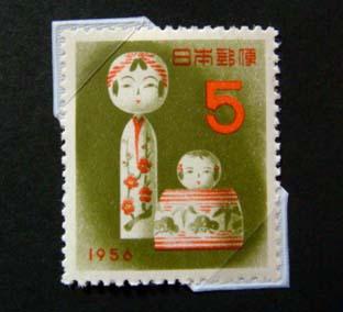 こけ切手2