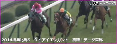福島牝馬S ケイアイエレガント