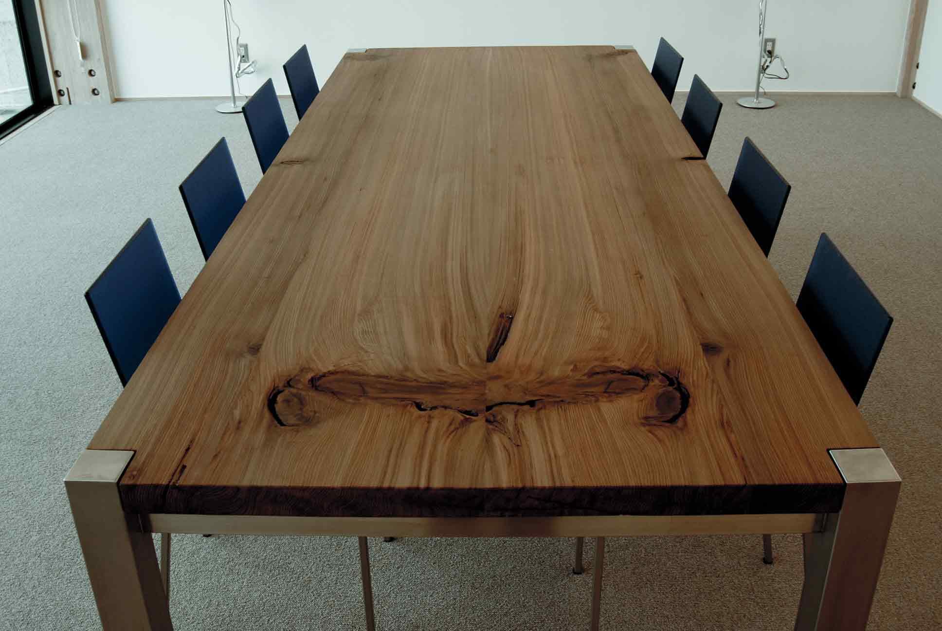 神代杉のテーブル | アトリエセツナ日々日記